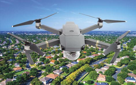 Pro Energy Consultants Services Drone Roof Exam